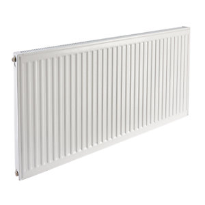 Universal Trade Compact Single Panel Single Convector (Type 11 - K1) Radiator 600mm High
