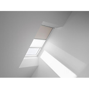 VELUX Duo Blackout Blinds Light Beige 550 x 778mm