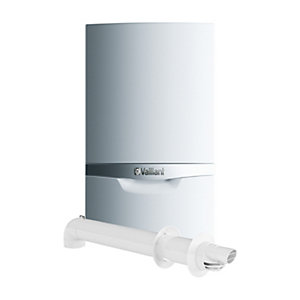 Vaillant Ecotec+ 37kW 637 NG ErP Combi Boiler and Flue Packs