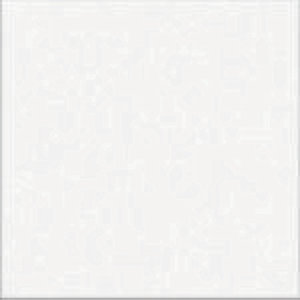 Johnson Prismatics Tile White Gloss Flat Wall 150mm x 150mm PRG1