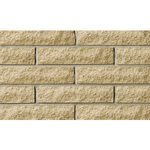 Marshalite Split Buff New Face Walling 300mm x 100mm x 65mm