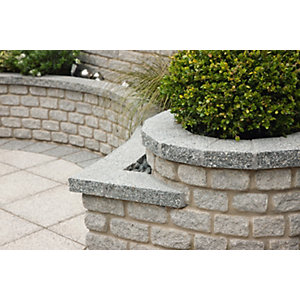 Marshalls Argent Walling Light 440mm x 140mm x 100mm
