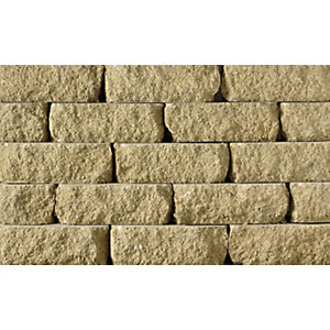 Marshalls Croft Stone Walling Buff Paving 300mm x 170mm x 100mm
