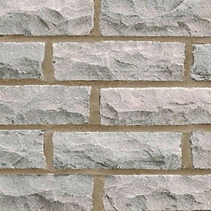 Marshalls Fairstone Pitched Silver Birch Walling 300mm x 65mm x 100mm