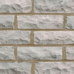 Marshalls Fairstone Pitched Silver Birch Walling 365mm x 65mm x 100mm