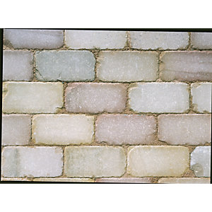 Marshalls Fairstone Setts Split Tumbled Autumn Bronze 50mm x 100mm x 100mm