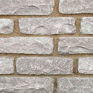 Marshalls Fairstone Tumbled Silver Birch Walling 220mm x 65mm x 100mm