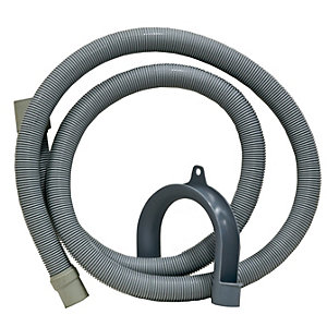 4TRADE Non Kink Outlet Hose 2.5m x 17mm