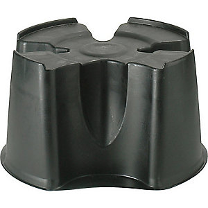 Straight WBTSTANDBLK01 Water Butt Stand Black For 200ltr Butt