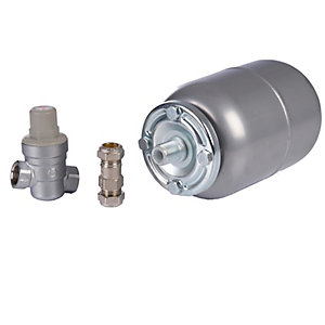 Hyco Speedflow Pressure Reducing Valve And Expansion Vessel Kit