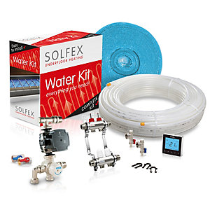 Solfex 40m2 Wet Underfloor Heating Pack