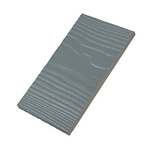 Marley Eternit Cedral Weatherboard C10 Blue Grey 3600mm x 190mm x 10mm