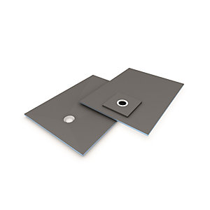 Wedi Ligno Wet Room Tray 1600mm x 900mm  07-37-32/024