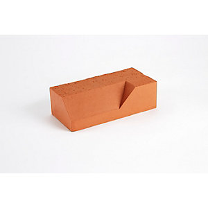 Wienerberger Special Shape Brick Left Hand Plinth Internal Return PL4.2