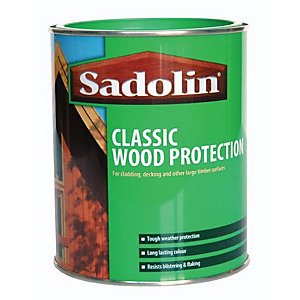 Sadolin Classic Wood Protection Jacobean Walnut 1L