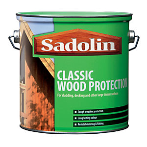 Sadolin Classic Wood Protection Light Oak 2.5L