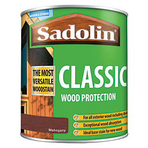 Sadolin Classic Wood Protection Mahogany 1L