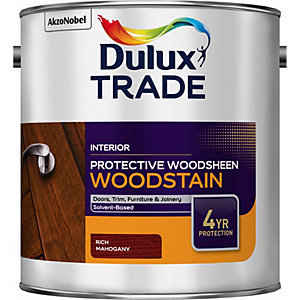 Dulux Protective Woodsheen Rich Mahogany 2.5 Litre