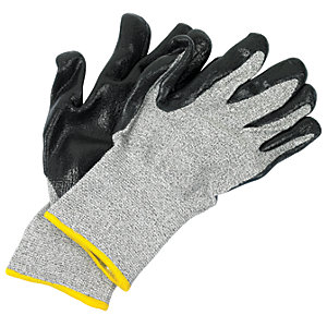 4Trade Anti Cut Gloves One Size Pair