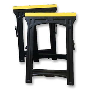 Stanley Junior Sawhorse Twin Pack