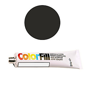 Urfic Colorfil Black Granite 25g Colorfill with 20ml Solvent