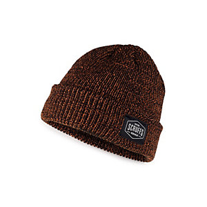 Scruffs Vintage Beanie Hat Orange/Black