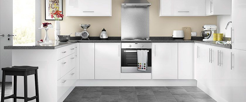 wickes kitchen accessories orlando high gloss kitchen wickes co uk 1084