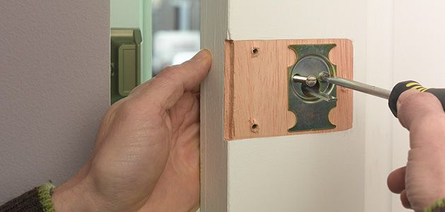 How To Fit Door Locks Wickes