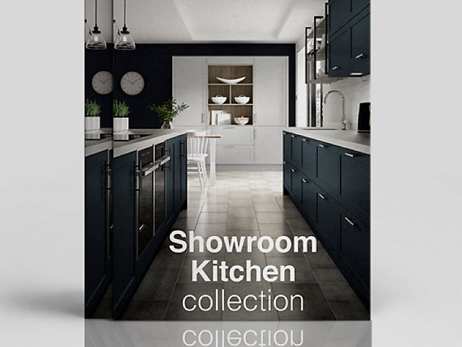 Showroom Kitchen Brochure