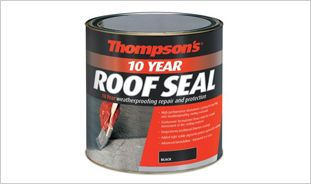 Thompson's Brush Applied 10 Year Roof Seal