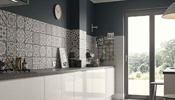 Kitchen tiling inspiration