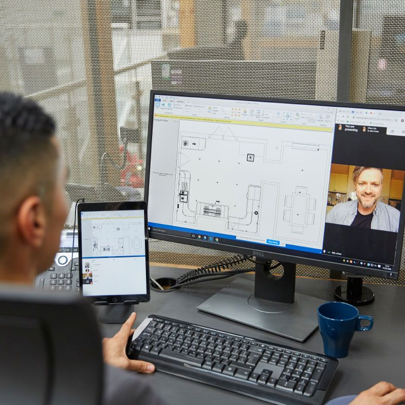 Free virtual design appointment