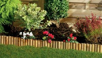 Wickes Bamboo Edging
